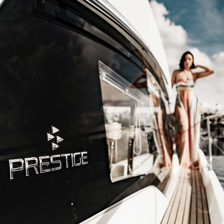 Jeanneau / Prestige: Open week